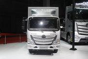 福田 欧马可S1系 131马力 3.8米排半厢式轻卡(BJ5045XXY-F2)
