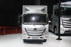 福田 欧马可S1系 150马力 3.83米排半仓栅式轻卡(BJ5045CCY-F2)