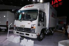 江淮 帅铃H330 全能卡车 152马力 3.8米排半厢式轻卡(HFC5053XXYP71K2C2V) 卡车图片