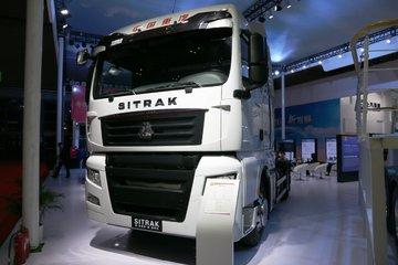 中国重汽 汕德卡SITRAK C7H重卡 440马力 4X2牵引车(ZZ4186V361HE1B)