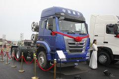 中国重汽 豪瀚J7G重卡 430马力 6X4LNG牵引车(ZZ4255N3847E1L) 卡车图片