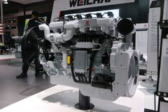 潍柴WP13NG460 国六 发动机