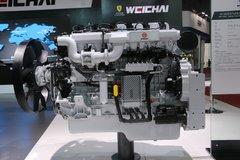 潍柴WP13NG460E61 460马力 13L 国六 天然气发动机