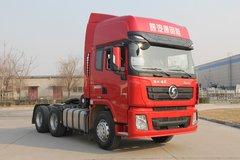 陕汽康明斯 德龙X3000 轻量化版 440马力 6X4牵引车(SX4250XC4Q) 卡车图片