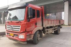 大运 风驰中卡 160马力 4X2 6.75米栏板载货车(DYQ1160D5AB)