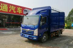 三环十通 T3创客 130马力 4.15米单排仓栅式轻卡(STQ5042CCYN5) 卡车图片