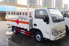 跃进 小福星S50 1.2L 87马力 汽油 气瓶运输车(润知星牌)(SCS5031TQPNJ)