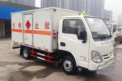 跃进 小福星S50 1.2L 87马力 汽油 易燃气体厢式运输车(润知星牌)(SCS5030XRYNJ)
