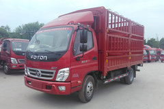 福田 奥铃CTX 143马力 4.23米单排仓栅式轻卡(BJ5049CCY-FE) 卡车图片
