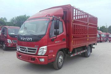 福田 奥铃CTX 156马力 4.23米单排仓栅式载货车(BJ5049CCY-FM)