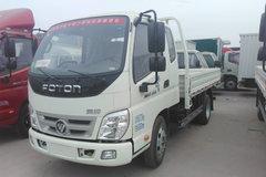 福田 奥铃捷运 82马力 3.6米单排栏板轻卡(BJ1041V8JB5-AB) 卡车图片