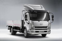 一汽红塔 解放公狮 154马力 5.67米单排栏板载货车(CA1104PK26L3E5) 卡车图片
