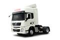 陕汽康明斯 德龙X3000 轻量化版 440马力 4X2牵引车(AMT)(后气囊)(SX4180XC1)