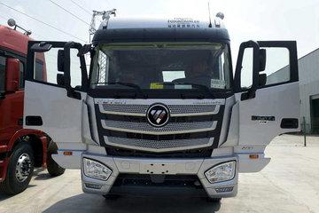 福田 欧曼EST 6系重卡 北方版 400马力 8X4 9.53米仓栅式载货车(BJ5319CCY-AA)