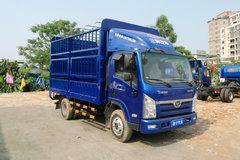三环十通 T3创客 143马力 4.15米单排仓栅式轻卡(STQ5071CCYN5) 卡车图片
