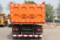陕汽重卡 德龙X3000 超强版 430马力 8X4 8.6米自卸车(SX33106C456) 卡车图片