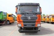 陕汽康明斯 德龙X3000 超强版 440马力 8X4 8.6米自卸车(16挡)(SX33105C486B)