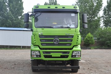 陕汽重卡 德龙新M3000 加强版 375马力 8X4 7.2米自卸车(SX3310MB366)