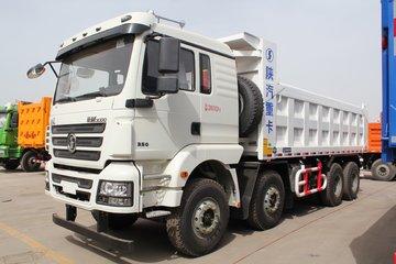 陕汽重卡 德龙新M3000 复合运输 350马力 8X4 7.2米自卸车(SX3310MB346A)