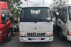 江淮 康铃H5窄体 102马力 3.7米单排厢式轻卡(HFC5040XXYP93K1B4V) 卡车图片