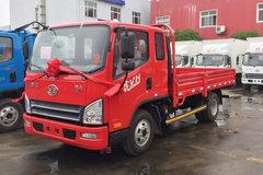 解放 虎VH 120马力 3.85米排半栏板轻卡(CA1041P40K2L1E5A84) 卡车图片