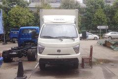飞碟缔途 DX 乐享版 1.9L 102马力 3.95米单排厢式微卡(FD5040XXYD66K5-2) 卡车图片