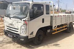 江铃 凯锐800 152马力 4.7米排半栏板轻卡(JX1063TPK24) 卡车图片