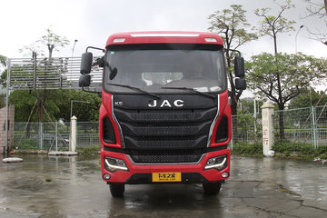 江淮 格尔发K5ⅡL中卡 180马力 4X2 6.8米厢式载货车(HFC5181XXYP3K2A50S2V)