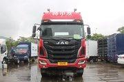 江淮 格尔发K5ⅡX重卡 290马力 8X2 9.6米栏板载货车(HFC1311P2K4G43S2V)