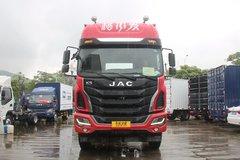 江淮 格尔发K5重卡 240马力 6X2 9.5米厢式载货车底盘(HFC1251P2K3D54S2V) 卡车图片