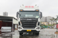 江淮 格尔发K5X重卡 240马力 6X2 7.8米仓栅式载货车(HFC5251CCYP2K2D46S1V)图片