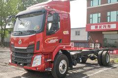 东风柳汽 新乘龙M3中卡 180马力 4X2 6.8米排半仓栅式载货车底盘(LZ5182CCYM3AB) 卡车图片