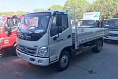 福田 奥铃TX 超值版 103马力 4.2米单排栏板轻卡(7.00R16)(BJ1049V9JW6-AA) 卡车图片