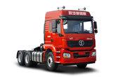 陕汽康明斯 德龙新M3000 轻量化版 440马力 6X4牵引车(SX4250MC4)