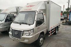 唐骏欧铃 赛菱A6 1.3L 88马力 汽油 3.06米单排厢式微卡(ZB5033XXYADC3V) 卡车图片