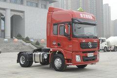 陕汽康明斯 德龙X3000 轻量化 钜惠版 385马力 4X2危化品牵引车(SX4180XC1W) 卡车图片