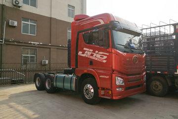 青岛解放 JH6重卡 寒区版 460马力 6X4牵引车(液力缓速器)(CA4250P25K2T1E5A)