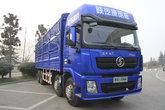 陕汽康明斯 德龙X3000 轻量化版 385马力 8X4 9.55米仓栅载货车(SX5310CCY4C456)