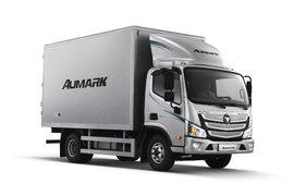 欧马可S1载货车官方图图片