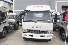 江淮 骏铃E6 143马力 4.2米单排厢式轻卡底盘(HFC2043XXYP92K1C2V-S) 卡车图片