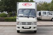 福田时代 驭菱VQ2 112马力 汽油/CNG 2.71米双排厢式微卡(BJ5032XXY-B3)