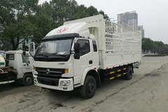 东风 凯普特C380 154马力 4.8米排半仓栅式轻卡(EQ5110CCYL8BDCAC) 卡车图片