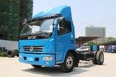 东风 多利卡D6 115马力 4.2米单排厢式轻卡底盘(EQ5041XXY8BDBAC)