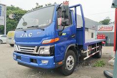 江淮骏铃 G系 143马力 4X2 平板运输车(华通牌)(HCQ5046TPBHF5)