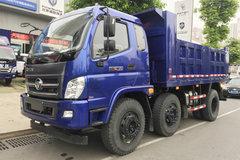 福田 瑞沃E3 170马力 6X2 4.6米自卸车(BJ3243DLPEB-FA) 卡车图片