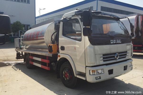 东风多利卡6吨智能沥青洒布车直降1万元
