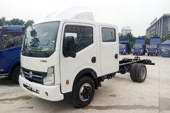 东风 凯普特K6-N 140马力 3.1米双排厢式轻卡底盘(EQ5041XXYD5BDFAC) 卡车图片