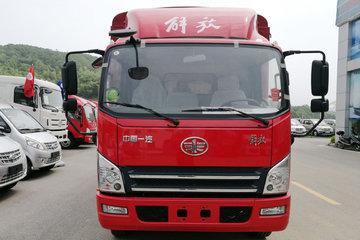 解放 虎V 120马力 4X2 4.21米畜禽载货车(CA5045CCQP40K17L1E5A84)
