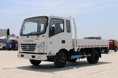 唐骏欧铃 K1系列 110马力 3.37米排半栏板轻卡(ZB1041KPD6V) 卡车图片