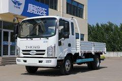 唐骏欧铃 K3系列 117马力 3.88米排半栏板轻卡(ZB1040JPD6V) 卡车图片